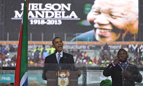 Mandela memorial sign language interpreter 'was making it up'