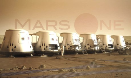 mission mars one pods - photo #2
