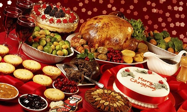 What food is eaten at christmas - Christmas Recipes