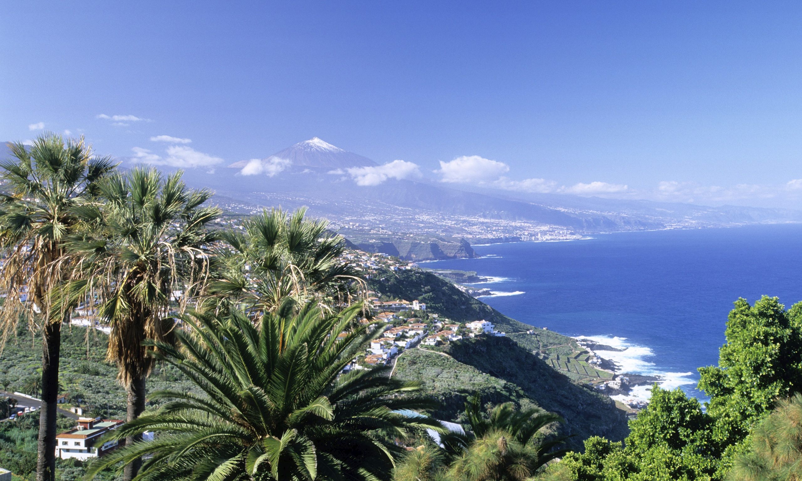 Two Britons wounded in Tenerife hotel explosion | World news | The Guardian