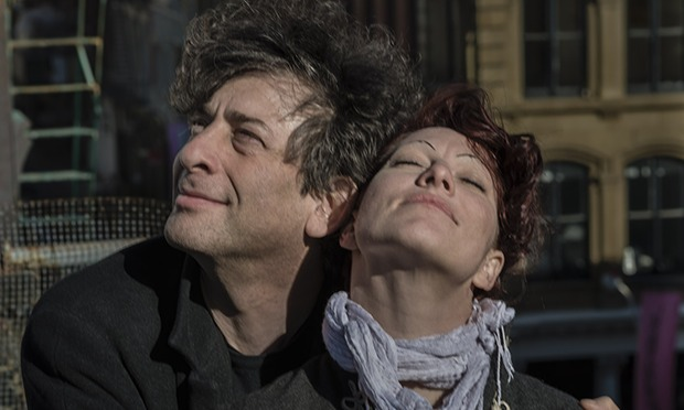 Neil Gaiman and Amanda Palmer: an audience with geek royalty
