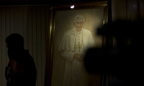 Pope Benedict resigns: sex abuse survivors hope move eases prosecution