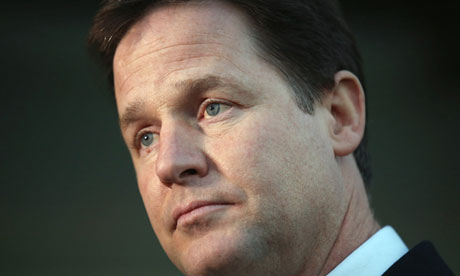 Nick Clegg admits he heard of Rennard 'concerns' in 2008