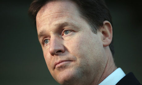 Nick Clegg on Rennard claims: I have nothing to hide