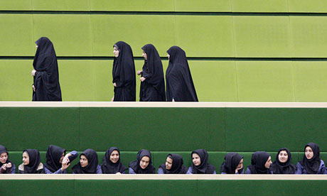 Iran tackles 'inappropriate dressing', by teaching chastity and hijab to toddlers