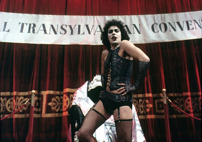 Tim robbins rocky horror sweet transvestite