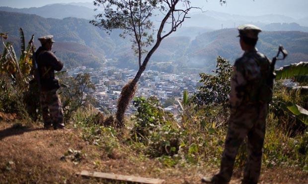 Kachin - Latest News on Kachin   Read Breaking News on Zee ...