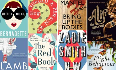 Hilary Mantel faces six newcomers in contest for women's fiction prize