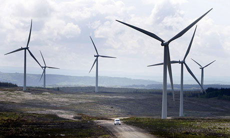 Windfarm sickness spreads by word of mouth, Australian study finds
