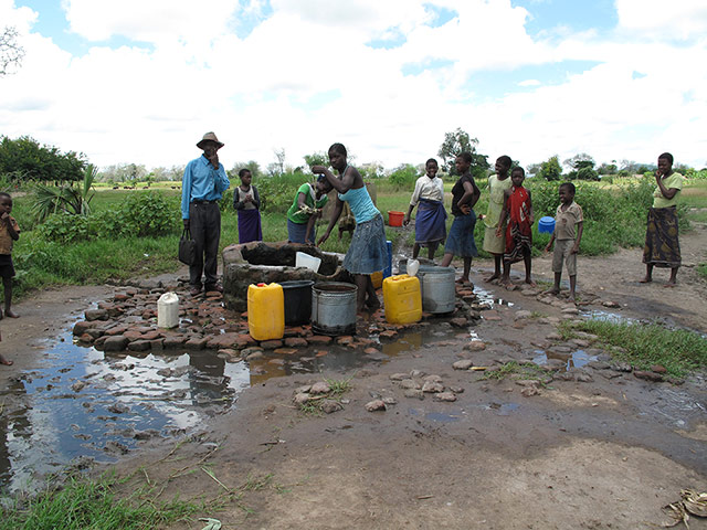 World Water Day: sanitation and water in Malawi - in pictures