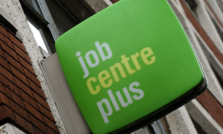 Jobcentre was set targets for benefit sanctions