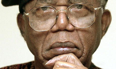 Chinua Achebe death: 'a mind able to penetrate the mystery of being human'