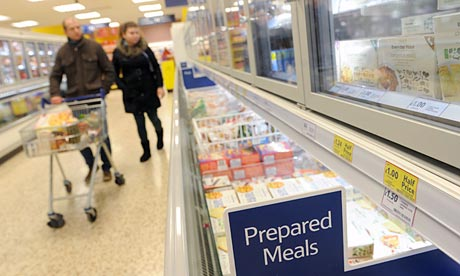 Tesco market share sticks below 30% after horsemeat revelations