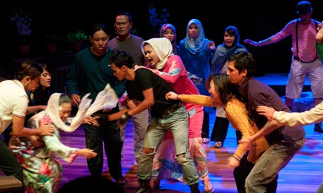 Anti-gay musical tours Malaysian schools and universities