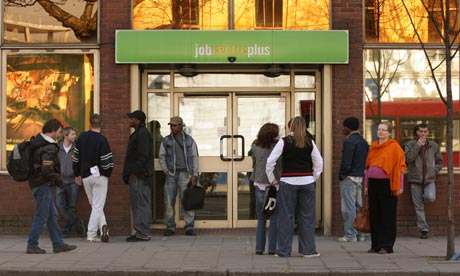Jobcentre 'scorecard' shows how areas are performing on stopping benefits