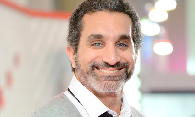 bassem youssef how tall