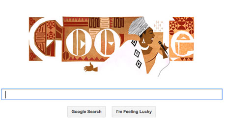 Miriam Makeba's birthday commemorated in Google doodle