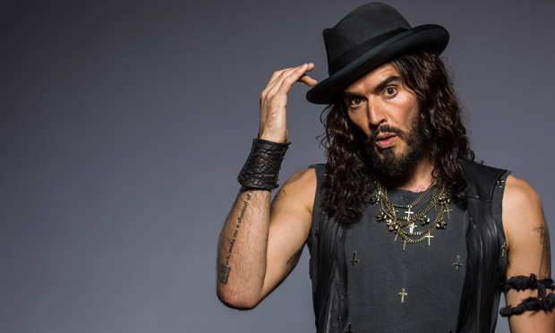 Russell Brand: my life without drugs