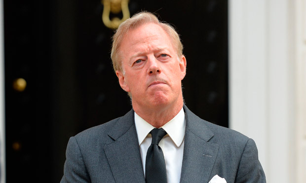 Sir Mark Thatcher says family is 'overwhelmed' by messages of support