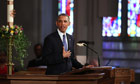 Thumbnail for Obama hails Boston as 'one of the world's great cities' at memorial