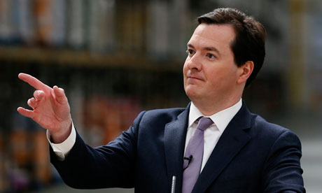 George Osborne's hair benefits from a cut