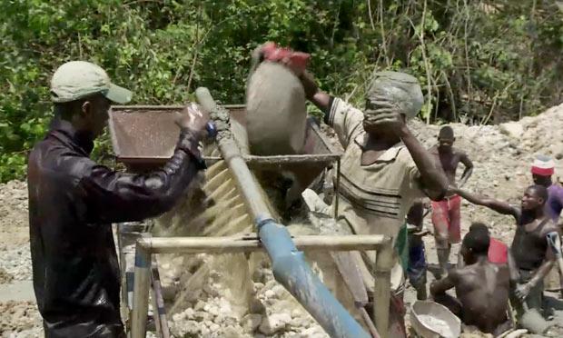 Chinese mining companies in ghana directory