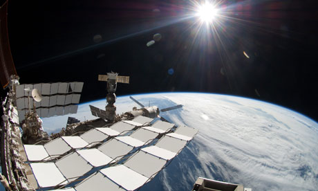 Strong hints of dark matter detected by space station, physicists say