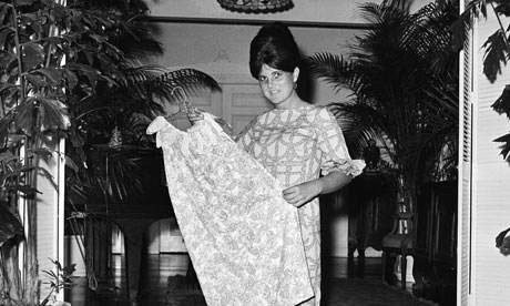 Lilly Pulitzer, designer of trademark tropical dresses, dies aged 81