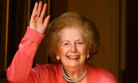 Margaret Thatcher dies aged 87