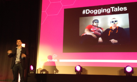 Twitter talks audience activation, social TV strategy and #DoggingTales