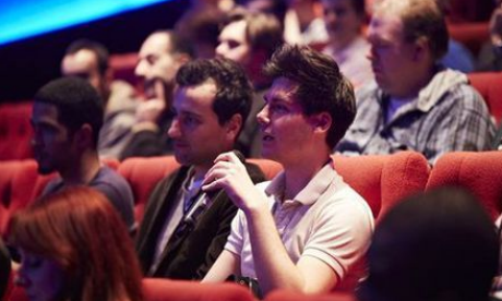 The Guardian Bafta event: games writing discussion and Games Journalism Prize presentation