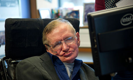 Stephen Hawking accused of hypocrisy over Israel conference boycott