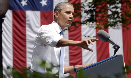 Obama's fracked-up climate strategy will guarantee global warming disaster