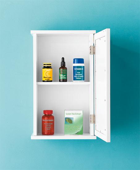 Vitamins: stop taking the pills