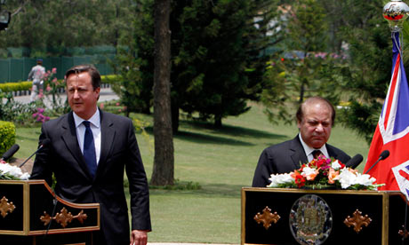 Afghan-Pakistani ties in a tailspin, with botched British diplomacy blamed