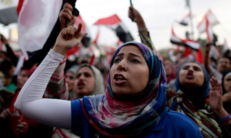 Thumbnail for Egypt: President Morsi defiant as army deadline runs out