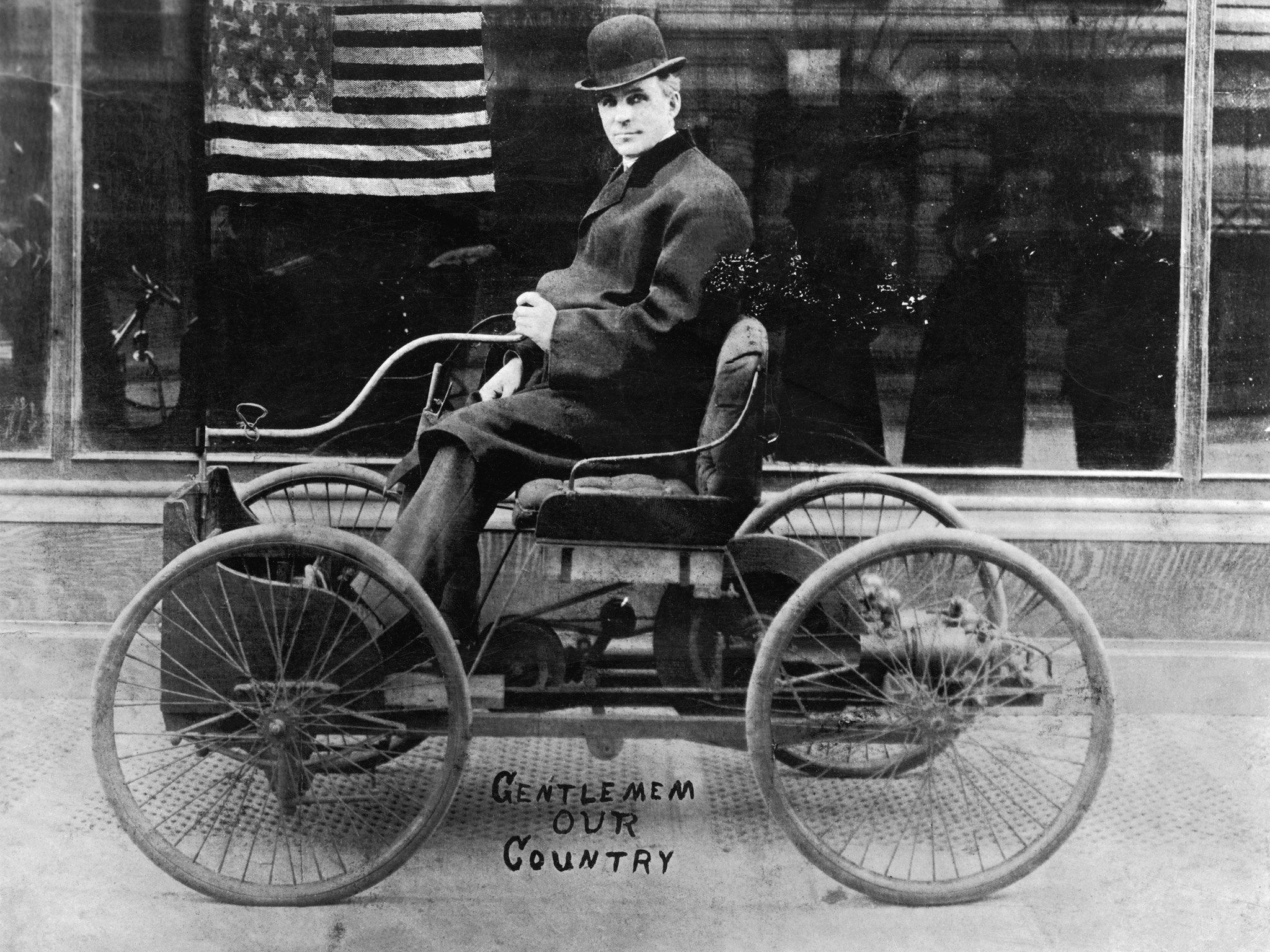 henry ford invented automobiles built 1896 automobile quotes past history american cars photograph 1863 ethanol 1947 early ever quadricycle auto
