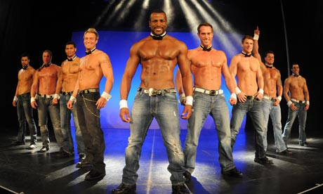 male strip shows in vegas