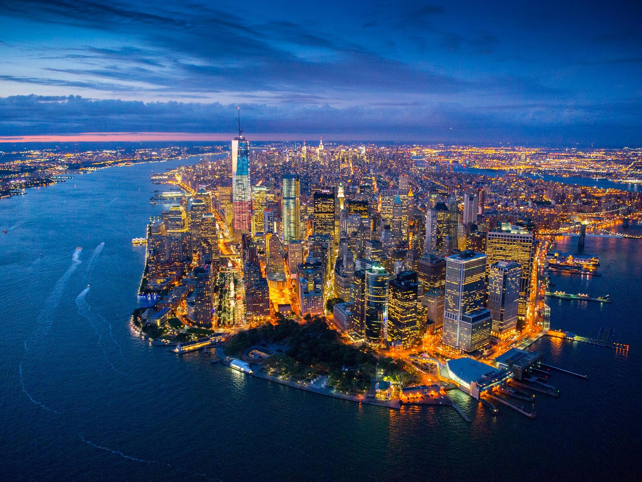 Eyewitness: Manhattan,...