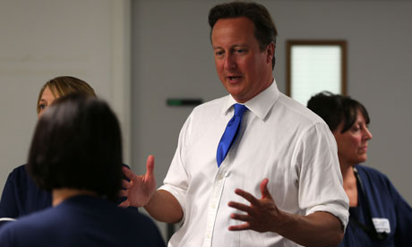David Cameron eyes Human Rights Act repeal