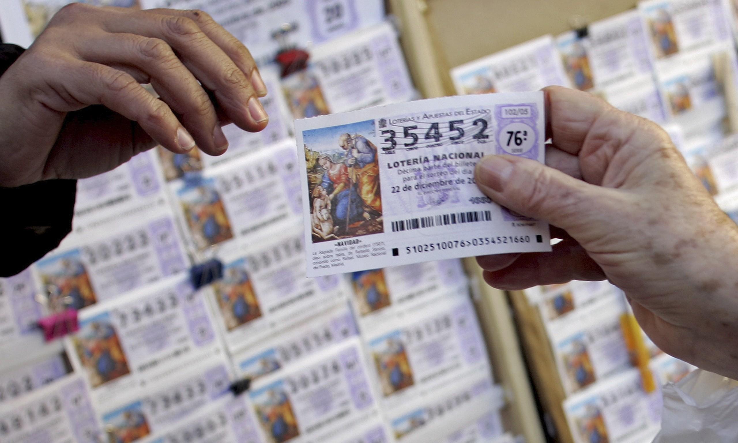 El gordo spanish sweepstake lottery results