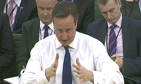 Fracking opponents are being irrational, says David Cameron