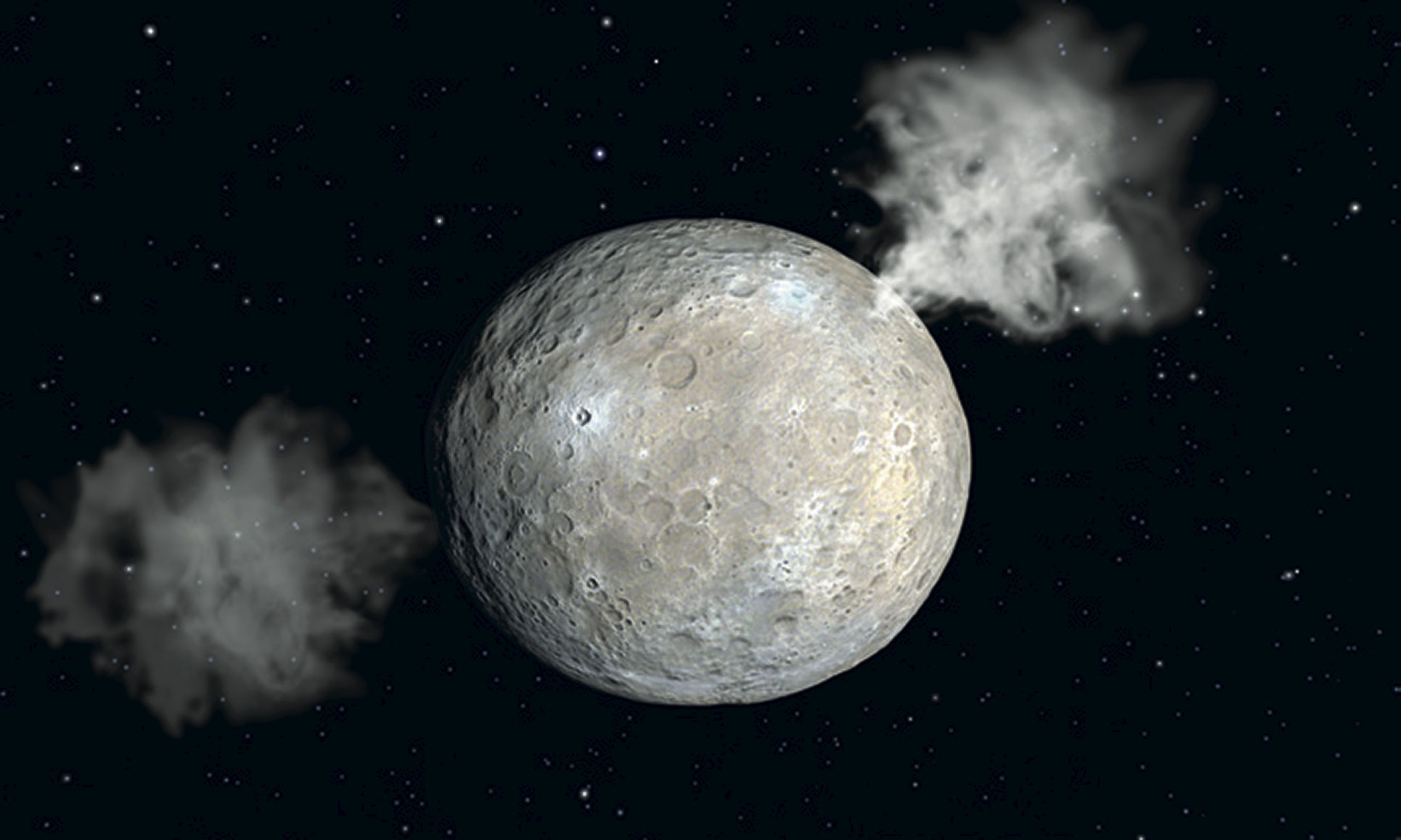 largest asteroids in the solar system - photo #6
