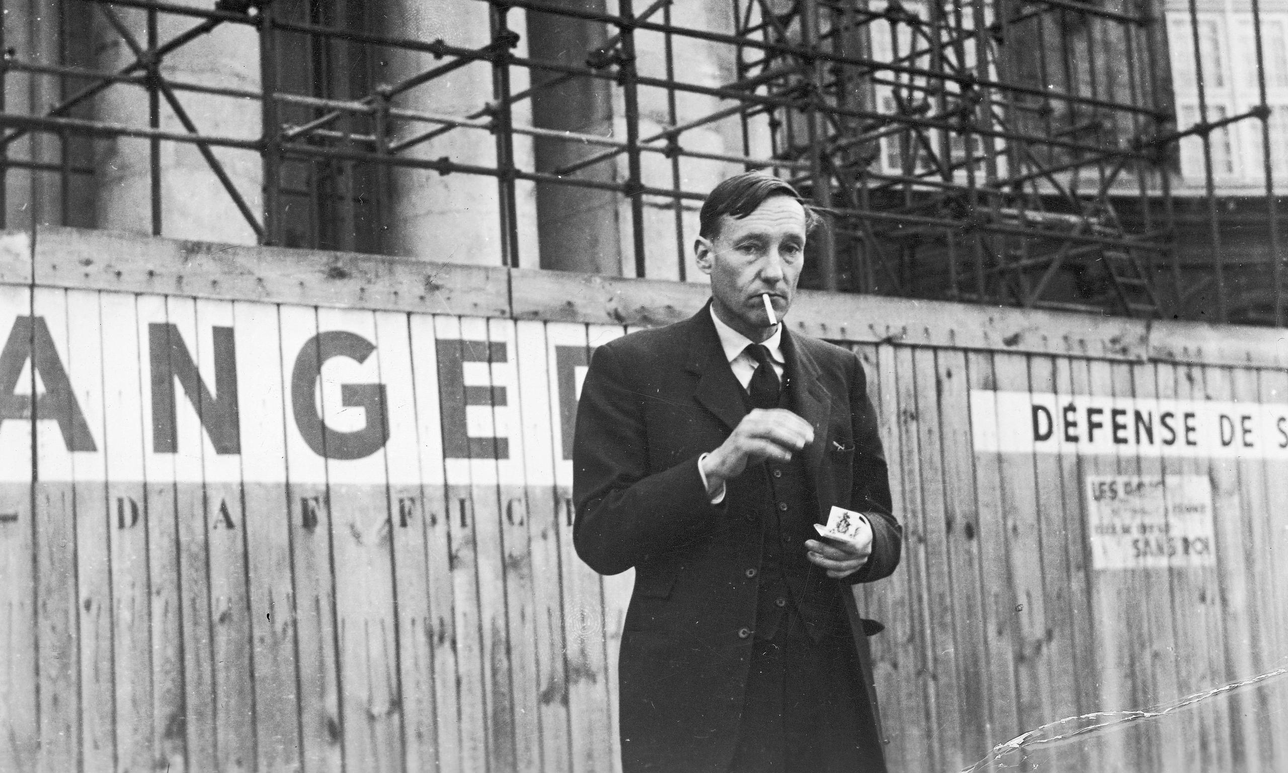 william s. burroughs thesis Find great deals on ebay for william s burroughs shirt shop with confidence.