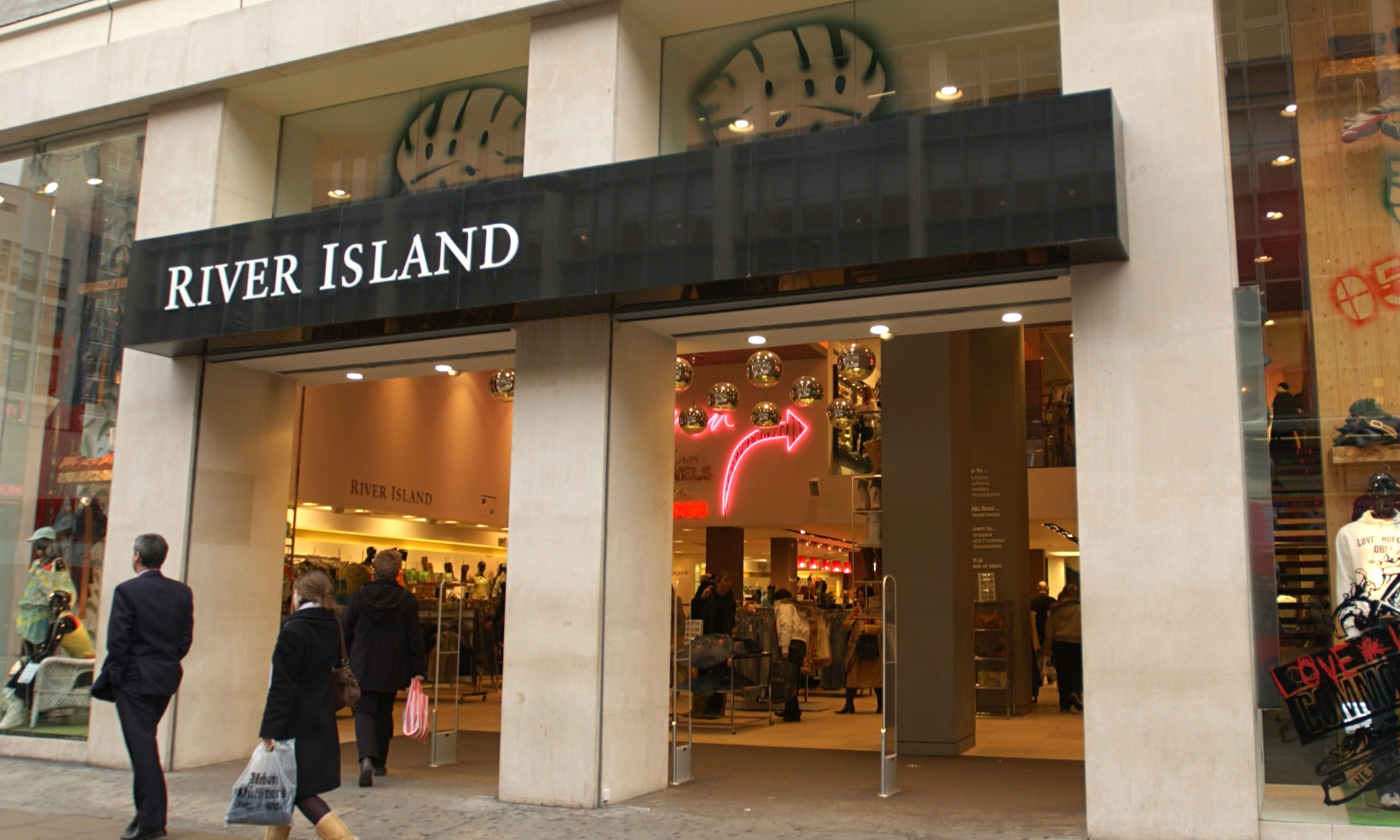 riverisland_River Island staff set my alarm bells ringing | Money | The Guardian