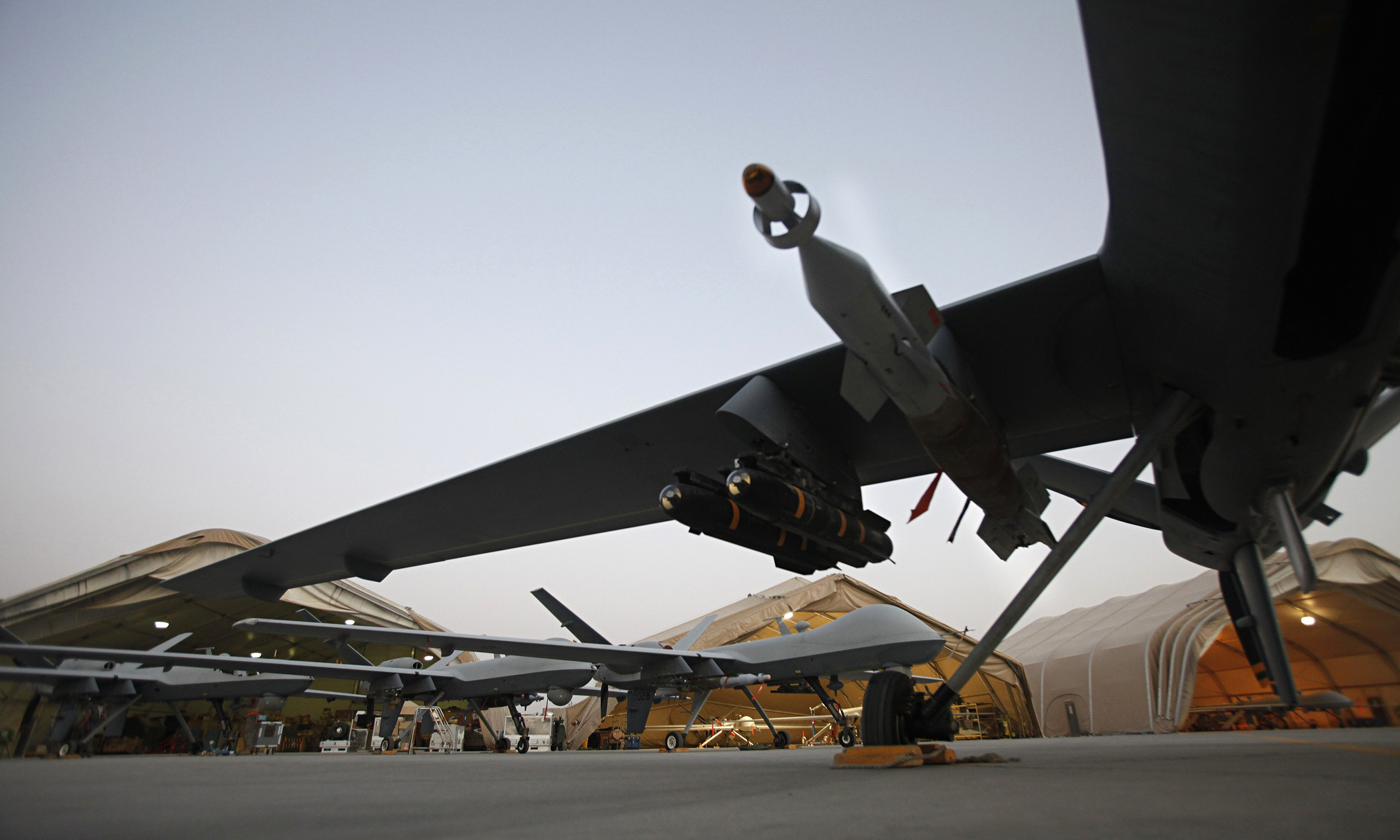Diplomat's Drone Article Under Fire From Human Rights