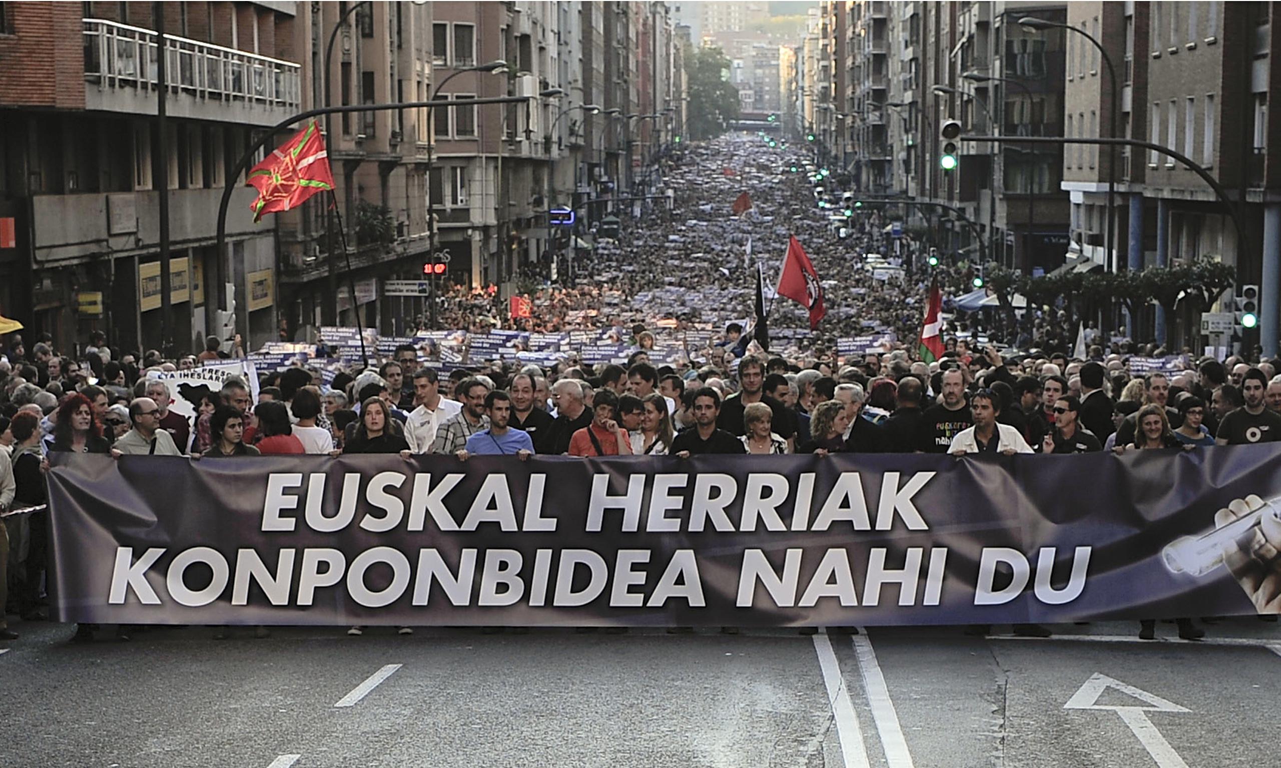 Basque separatists Eta set to take historic step by