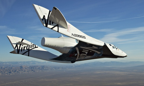 Richard Branson insists he will be aboard first Virgin Galactic space flight