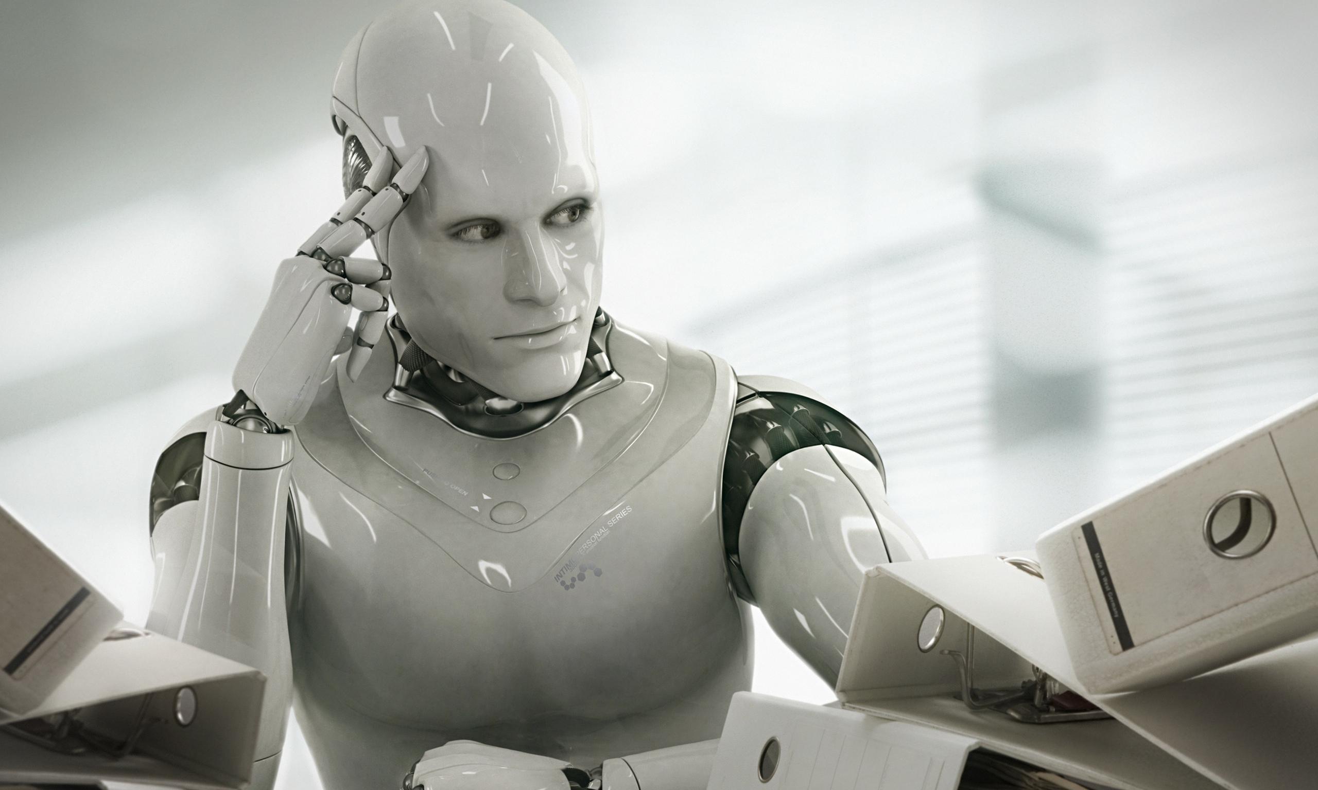 Секс робот в действии 13 фотография