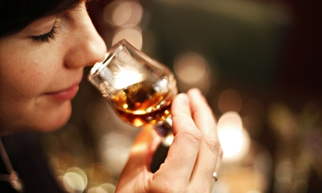 Learn how to drink whisky